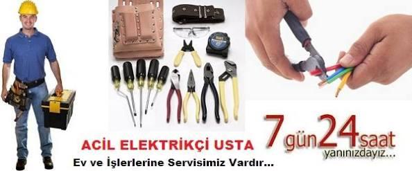 7 24 Elektrikçi