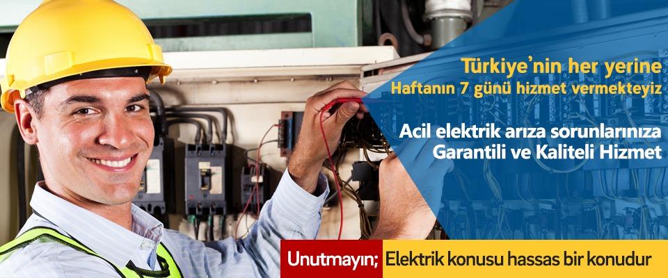 Yavuz selim mahallesi elektrikçi