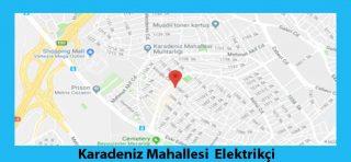 Gaziosmanpaşa Karadeniz elektrikçi